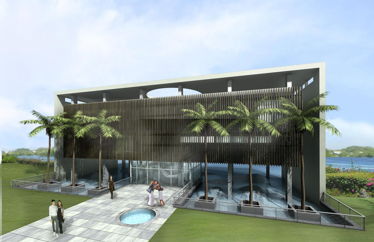 Robert Henry, http://rdh-architects.com, discusses wellness design for a recent project in Costa Rica.