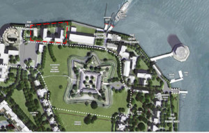 It s new it s exciting it s governors island robert d for Qc terme new york
