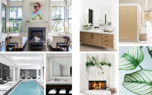 Inspiration Board – Finishes and Materials.